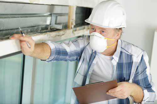 Asbestpruefung haus