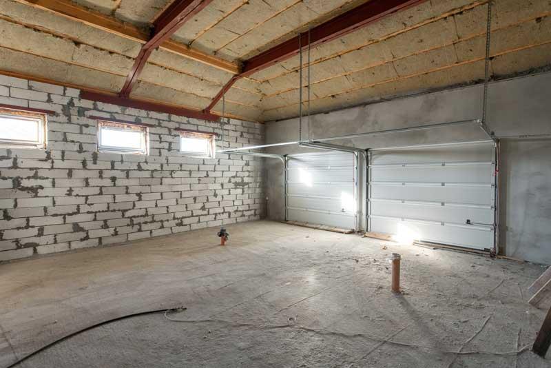 garagenrenovierung