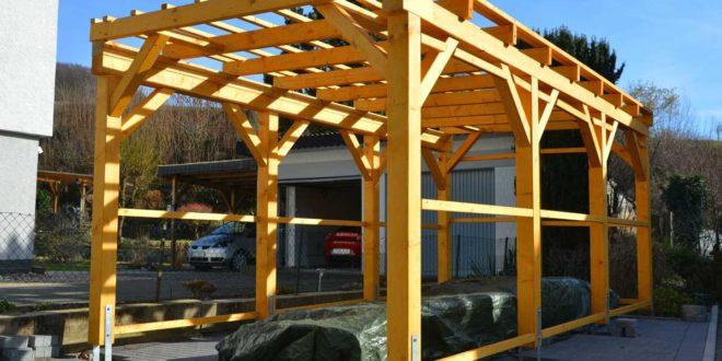 carport-bauen