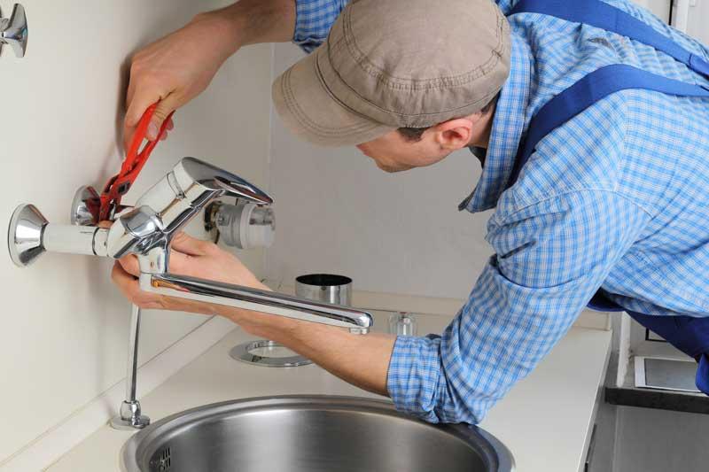 neuinstallation wasserleitungen küche