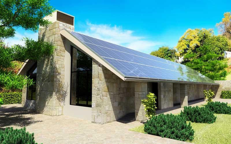 solarpanel sanierung