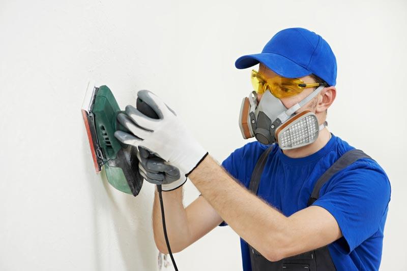 schutzausrüstung beim renovieren
