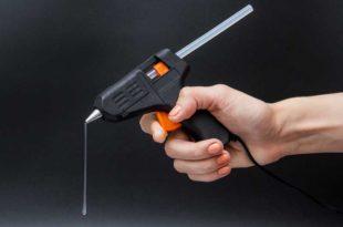heisskleber-pistole